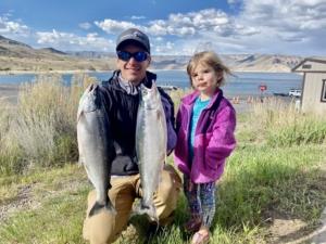Blue Mesa kokanee salmon 2020
